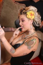 Candy Monroe - Ace and Frenchie Cumlicker - Candy Monroe | Picture (4)