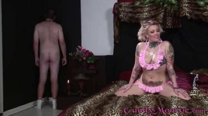 Candy Monroe in Ace and Les Moore - Candy Monroe
