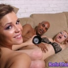 Katie Thomas in 'Adrianna Sucks Black Cum - Katie Thomas'
