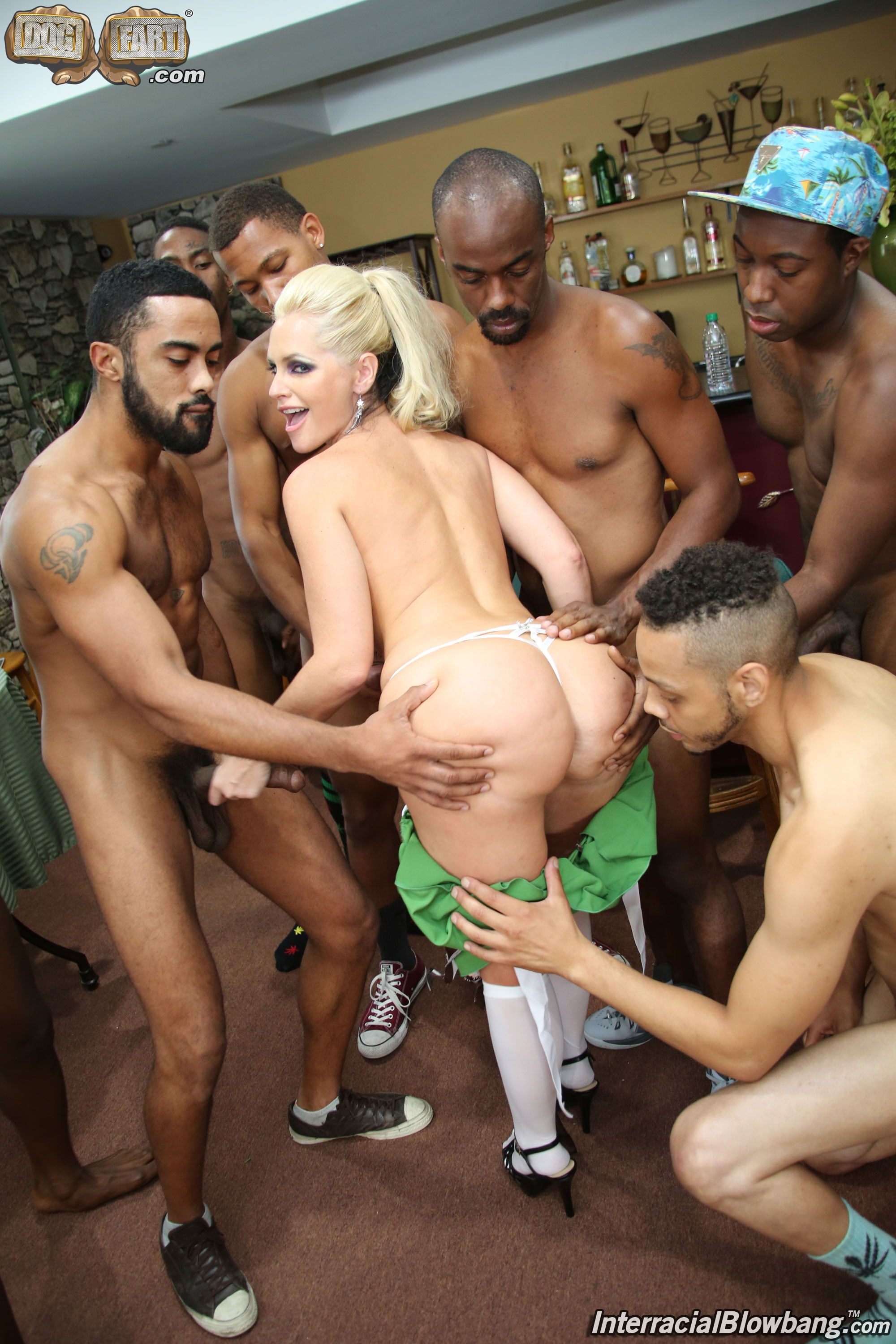 Alena croft serves her pussy up to black men 2