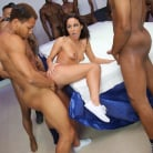 Amara Romani in 'Amara Romani - Blacks On Blondes'