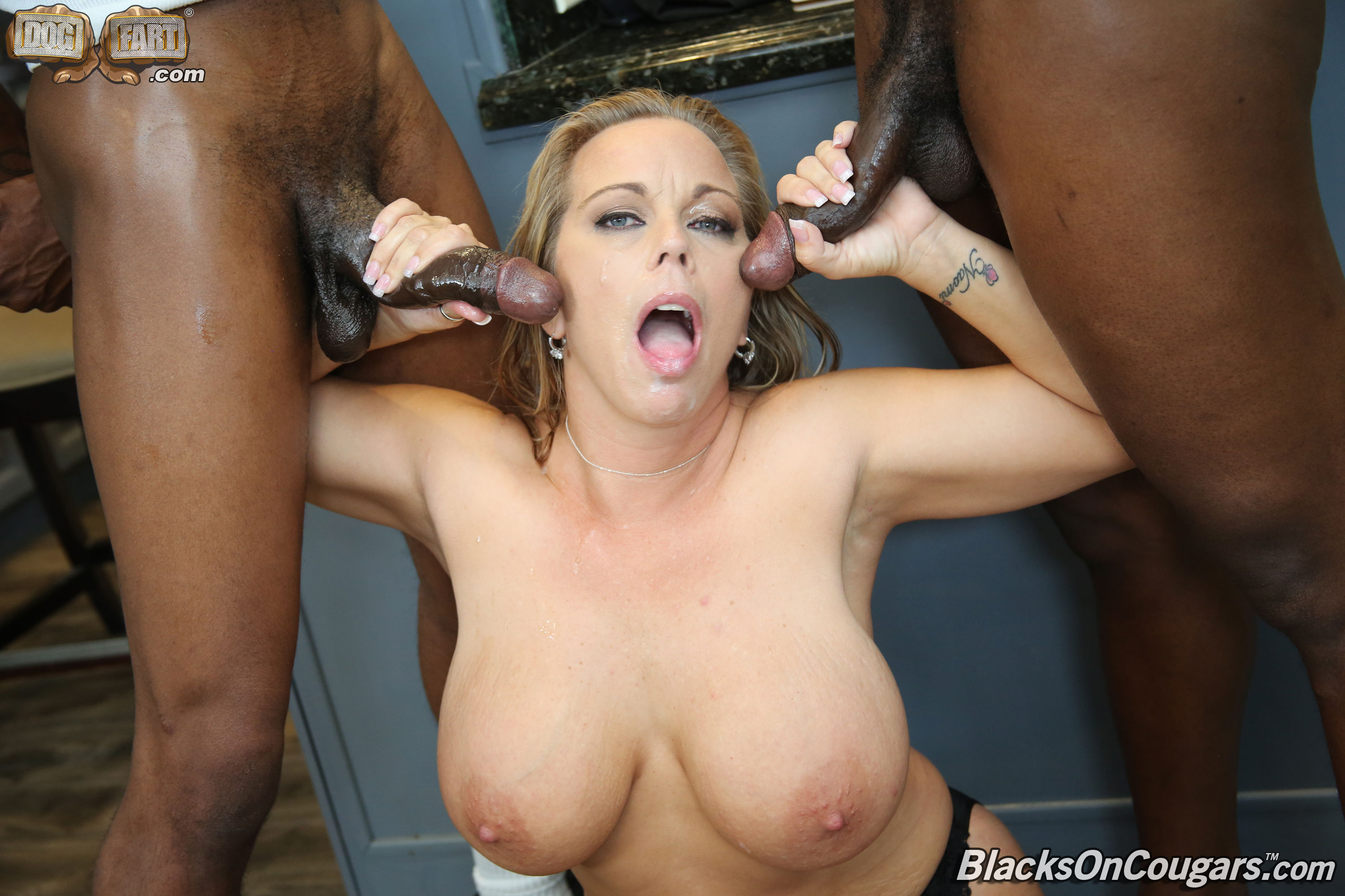 Amber lynn bach cougar are certainly