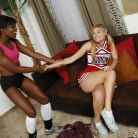 Ana Foxxx - Ana Foxxx and Scarlet Red - Zebra Girls | Picture (4)