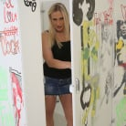 Angel Allwood in 'Angel Allwood - Glory Hole'
