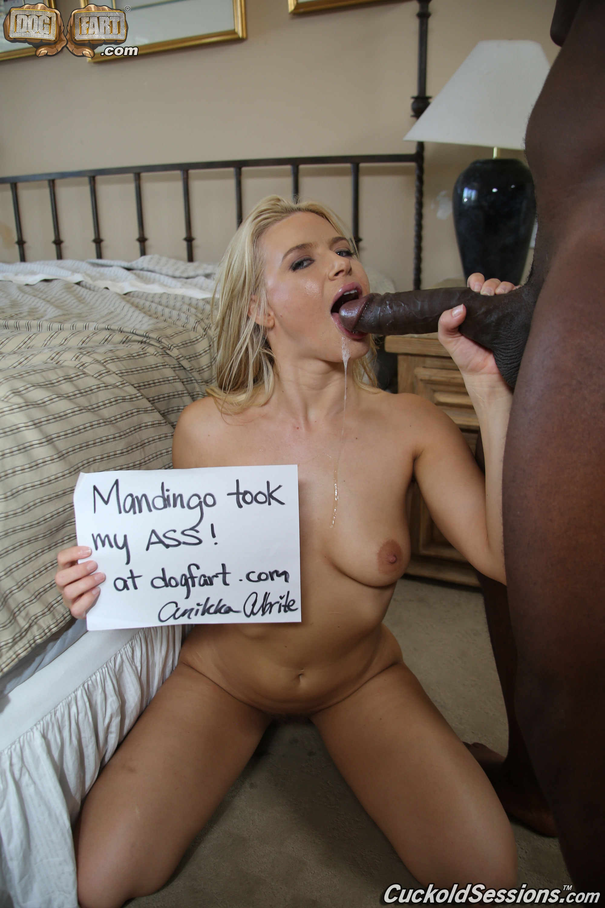 Alexa grace cuckolds her husband with a big black cock 3
