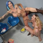 Anna Bell Peaks in 'Anna Bell Peaks and Iris Rose - Gloryhole'