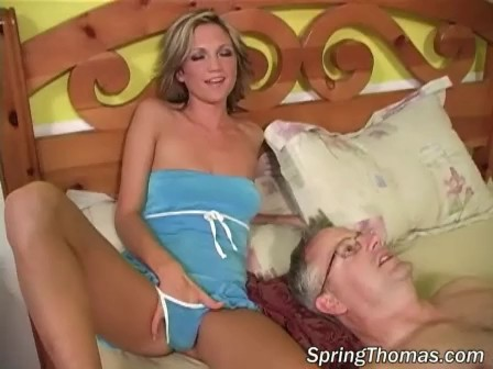 Spring Thomas in Another Creampie - Spring Thomas