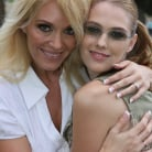 Charlee Chase in 'Charlee Chase and Samantha Faye - Watching My Mom Go Black'
