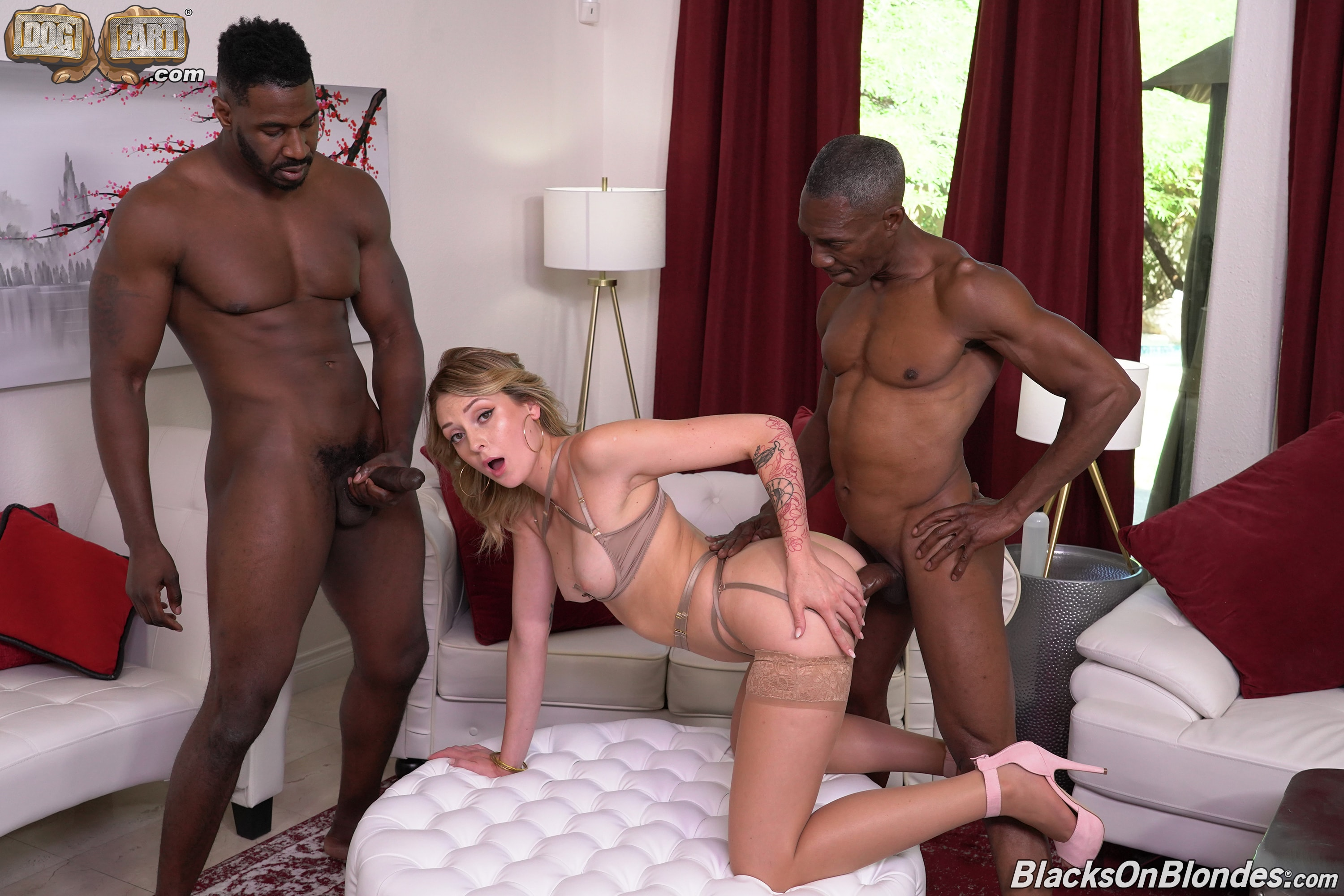 Charlotte Sins - Charlotte Sins - Blacks On Blondes - Scene 2 | Picture (21)