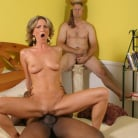 Spring Thomas in 'Cuckold Eats Some Cum - Spring Thomas'