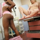 Dahlia Sky in 'Dahlia Sky and Skyler Nicole - Zebra Girls'