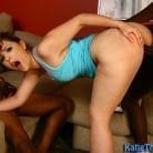 Katie Thomas in 'Dieting on Black Cum - Katie Thomas'