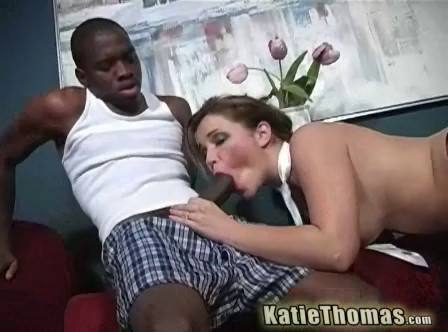 Katie Thomas in Ices 12 Inch Black Cock - Katie Thomas