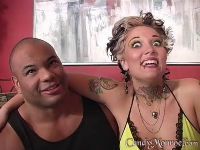 Candy Monroe in Jerome Eats Cum Once Again - Candy Mon ...