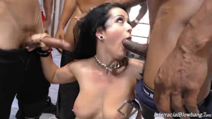 Katrina Jade in Katrina Jade - Interracial Blowbang