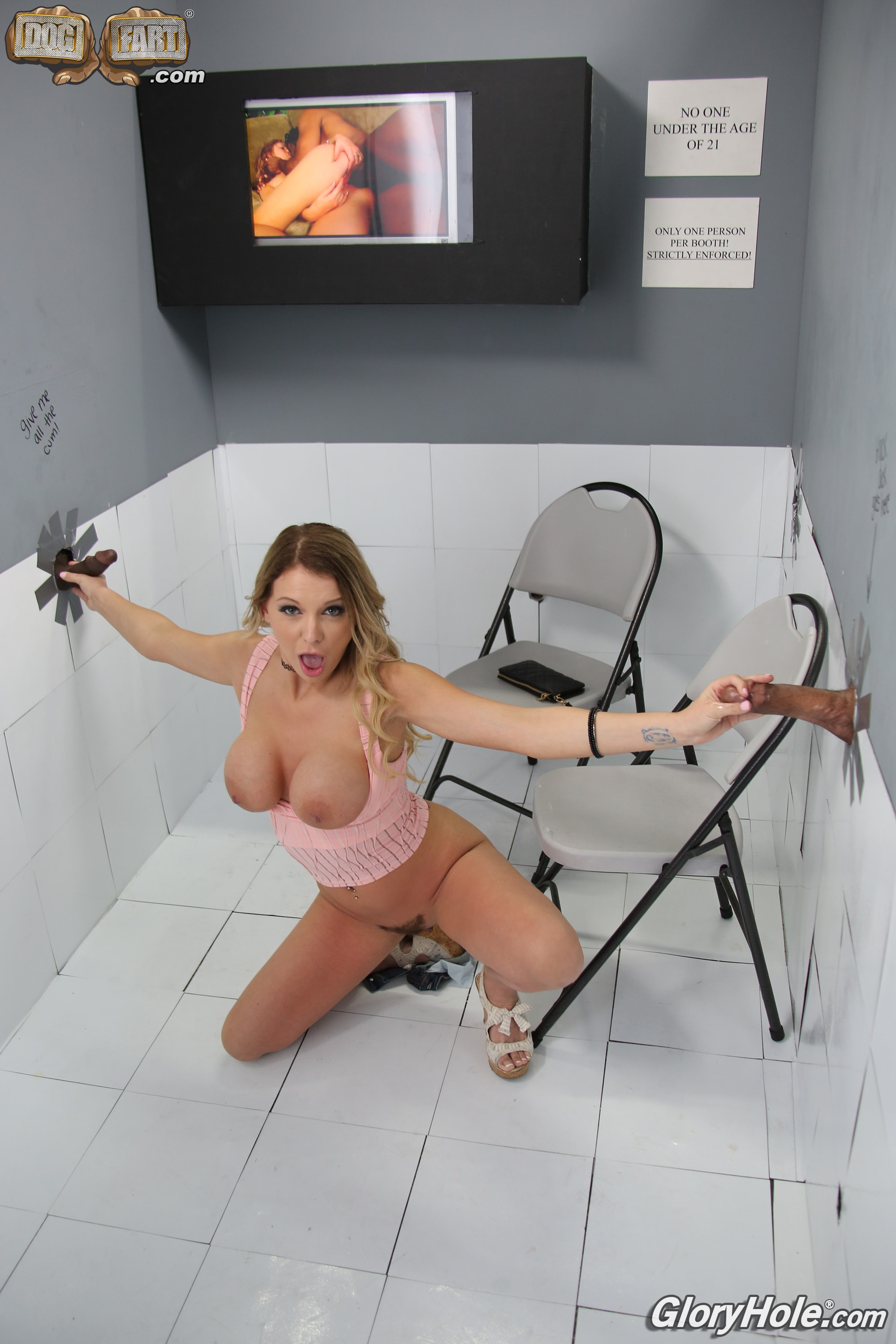 Kenzie Taylor - Glory Hole Picture 22