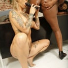 Kleio Valentien in 'Kleio Valentien and Lisa Tiffian - Zebra Girls'