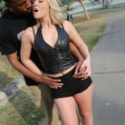 Krystal Carrington in 'Krystal Carrington - Blacks On Blondes'