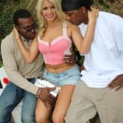 Laela Pryce in 'Laela Pryce - Blacks On Blondes'