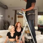 Lauren Phillips in 'Lauren Phillips and Zoe Sparx - Watching My Mom Go Black'
