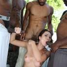 Melissa Moore in 'Melissa Moore - Interracial Blowbang'