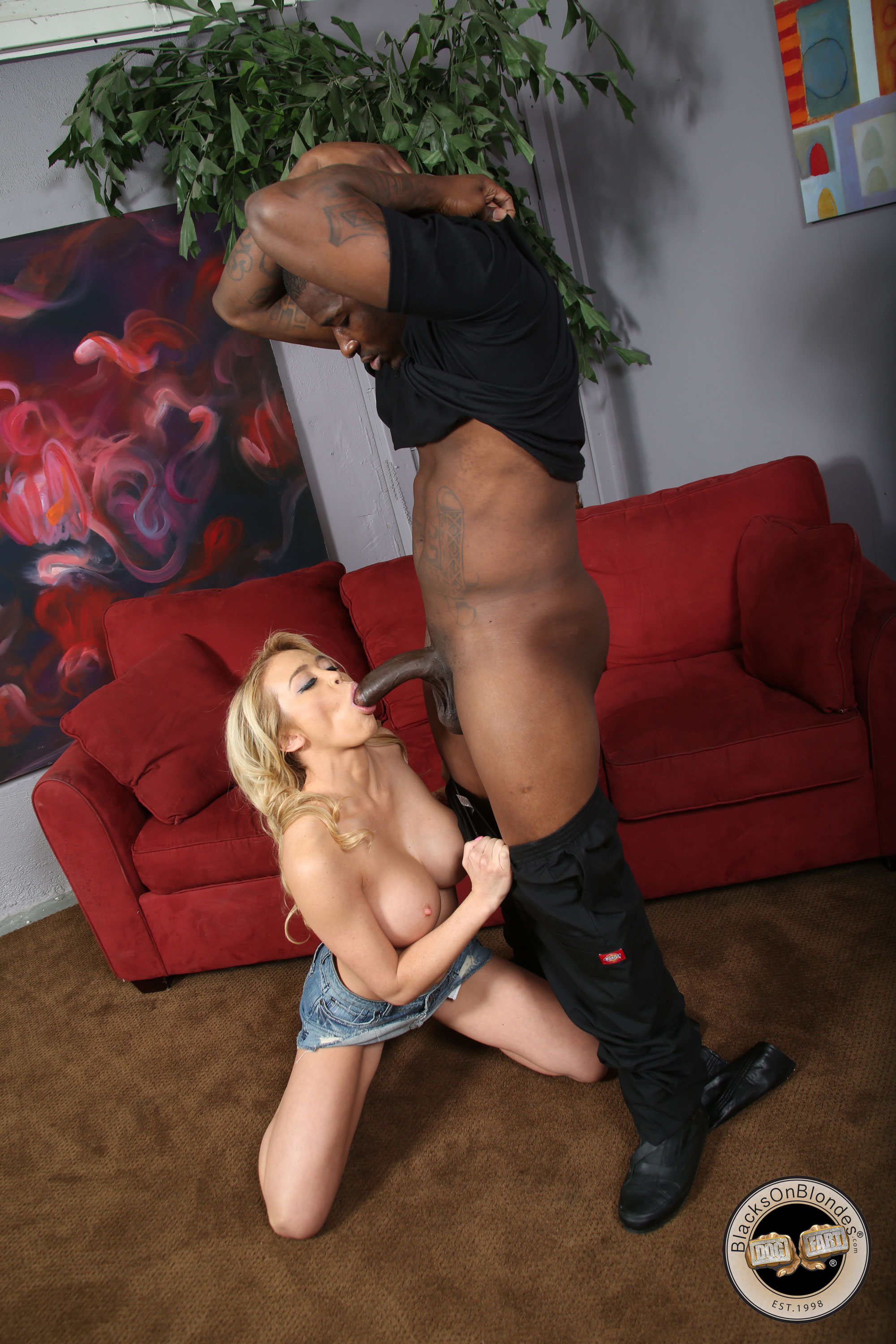 Mia Lelani - Mia Lelani - Blacks On Blondes | Picture (9)