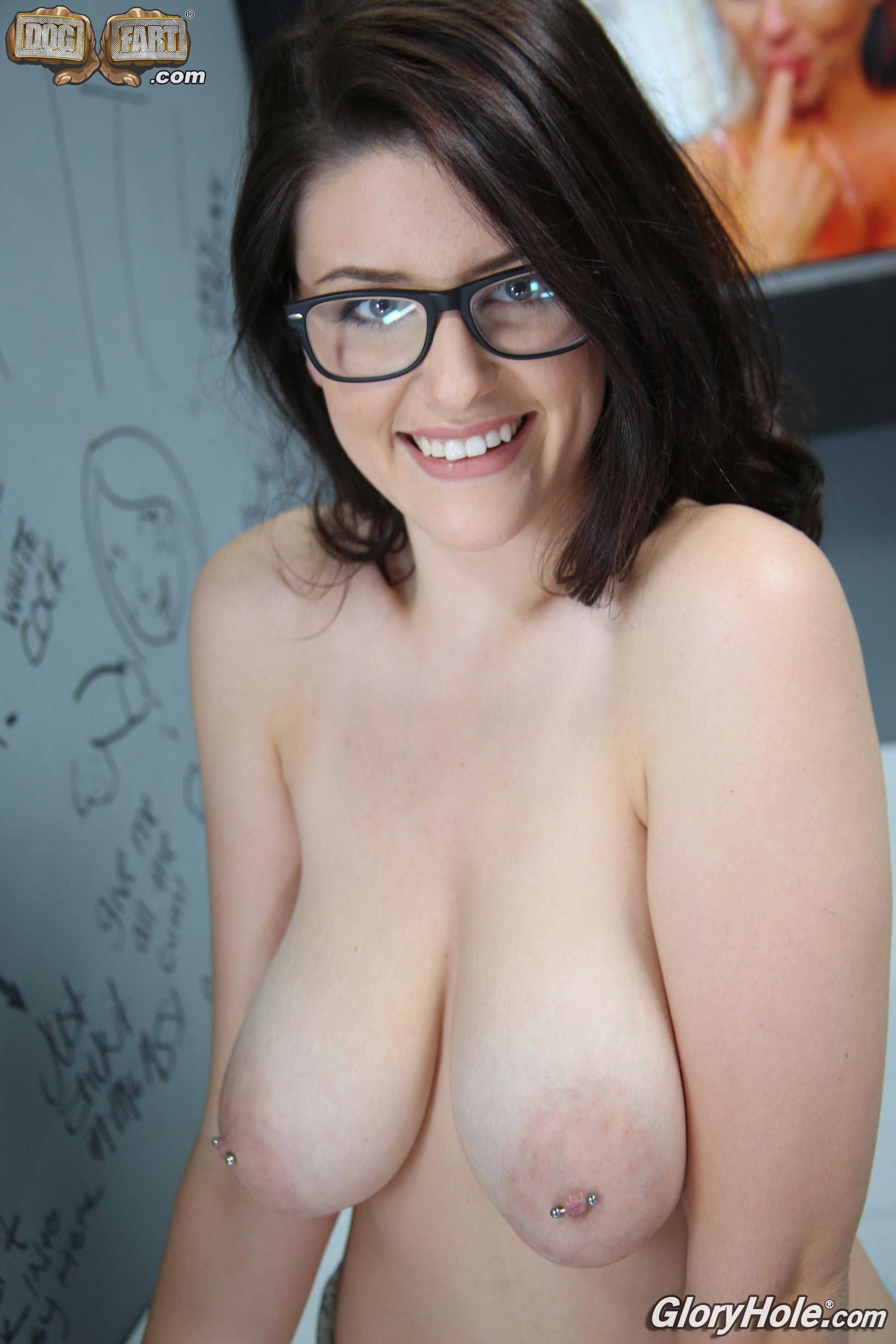 image Fucking glasses fucking a hottie before her dates