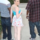 Miley May in 'Miley May - Blacks On Blondes'