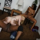 Miley May in 'Miley May and Monique Symone - Blacks On Blondes'