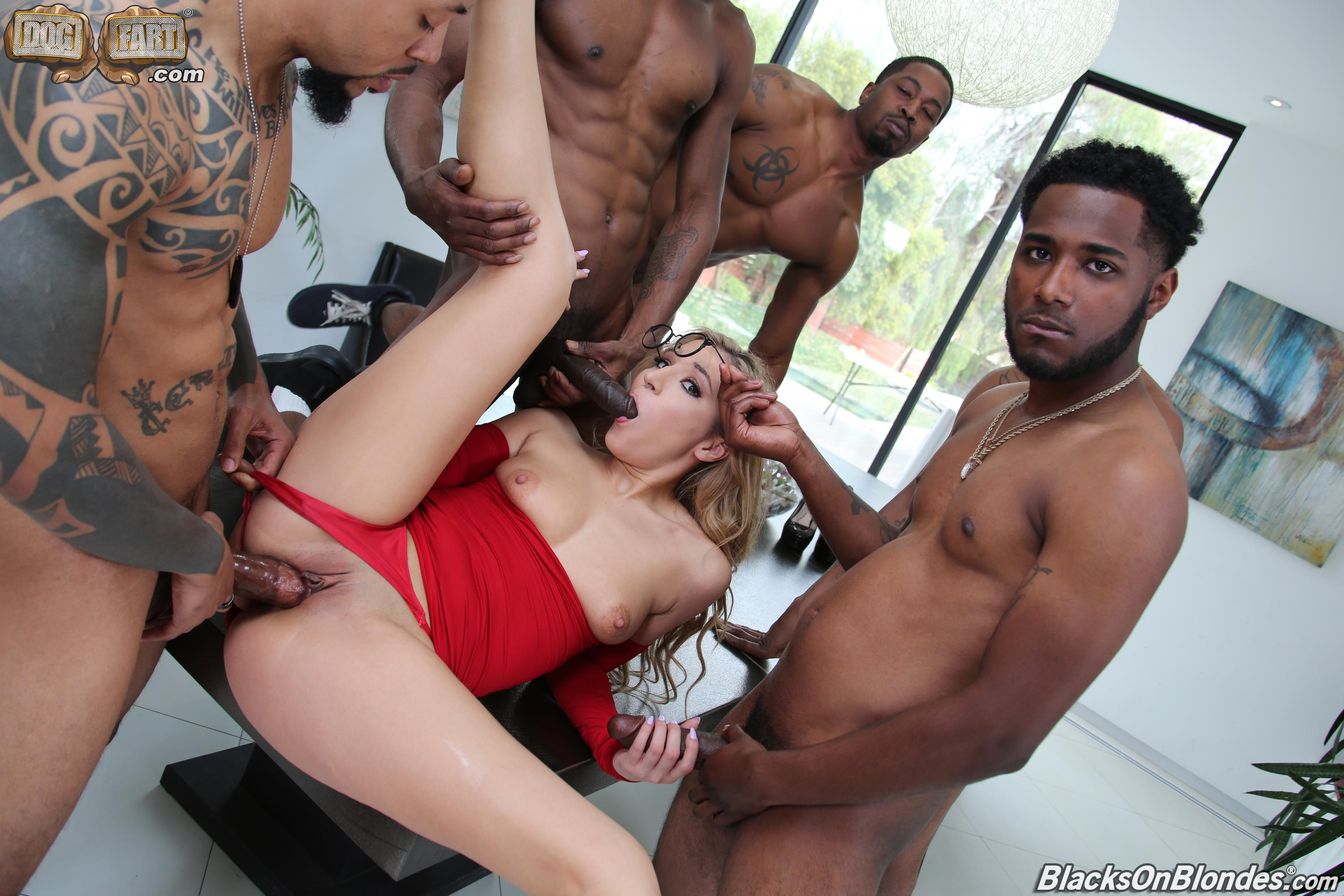 Moka Mora - Moka Mora - Blacks On Blondes | Picture (12)