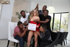 Moka Mora - Moka Mora - Blacks On Blondes | Picture (1)