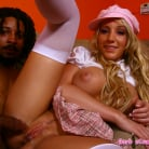 Barbie Cummings in 'My First Interacial Creampie - Barbie Cummings'