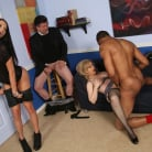Raven Bay in 'Raven Bay and Nina Hartley - Cuckold Sessions'