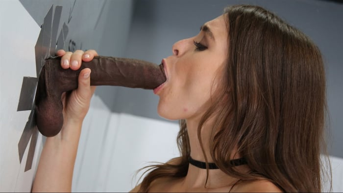 Riley Reid in Riley Reid - Glory Hole - Scene 2