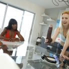 Samantha Rone in 'Samantha Rone, Ana Foxx and Chanell Heart - Zebra Girls'