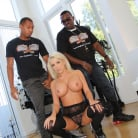 Savannah Stevens in 'Savannah Stevens - Blacks On Blondes'