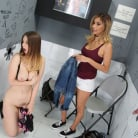 Stella Cox in 'Stella Cox and Jade Jantzen - Glory Hole'