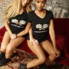Tasha Reign in 'Tasha Reign and Skin Diamond - Zebra Girls'