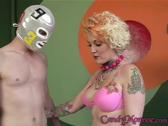Candy Monroe in Tone and David - Candy Monroe