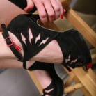Veruca James in 'Veruca James - Black Meat White Feet'