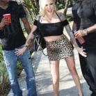 Vyxen Steel in 'Vyxen Steel - Blacks On Blondes'