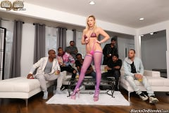 Adira Allure - Adira Allure - Blacks On Blondes - Scene 2 | Picture (1)