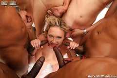 Adira Allure - Adira Allure - Blacks On Blondes - Scene 2 | Picture (2)