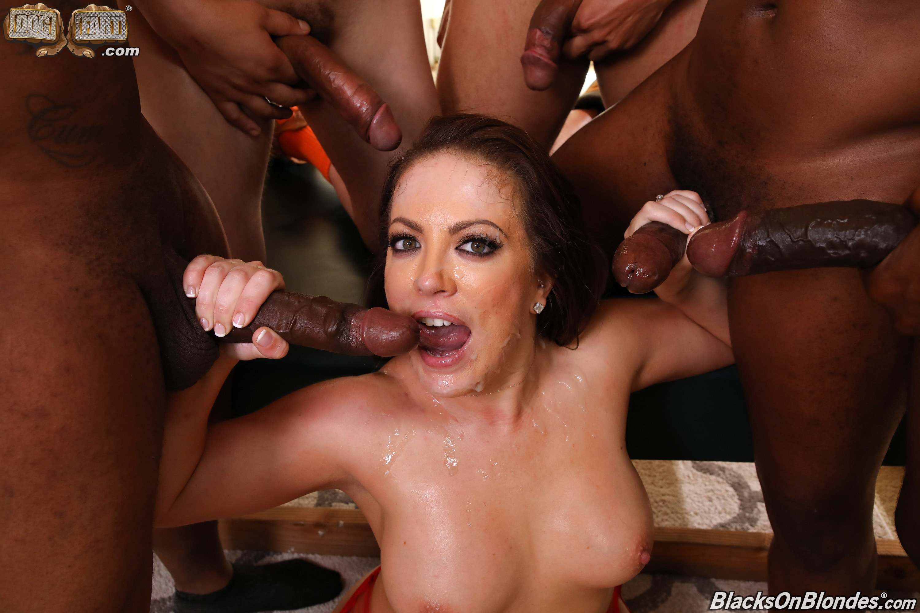 Carmen Valentina - Carmen Valentina - Blacks On Blondes - Scene 2 | Picture (28)