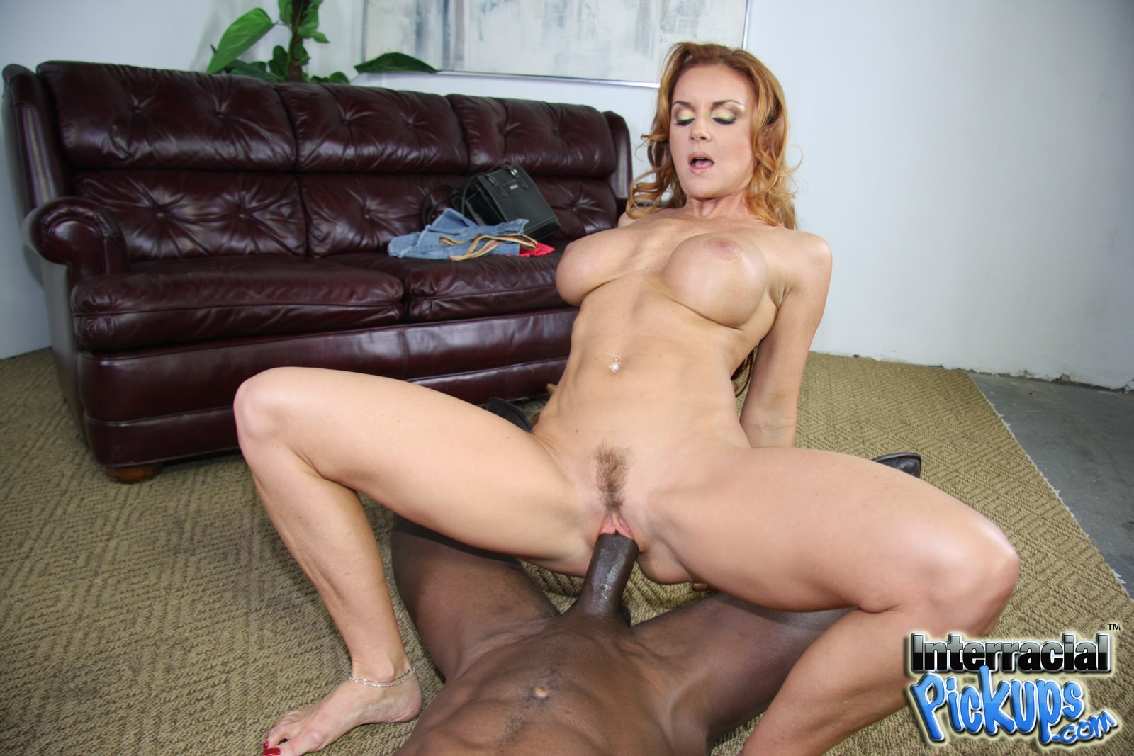 Interracial Creampie Blonde Hd