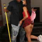 Jazmin Luv in 'Jazmin Luv - Blacks On Blondes'