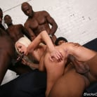 Kacey Villainess in 'Kacey Villainess - Blacks On Blondes'
