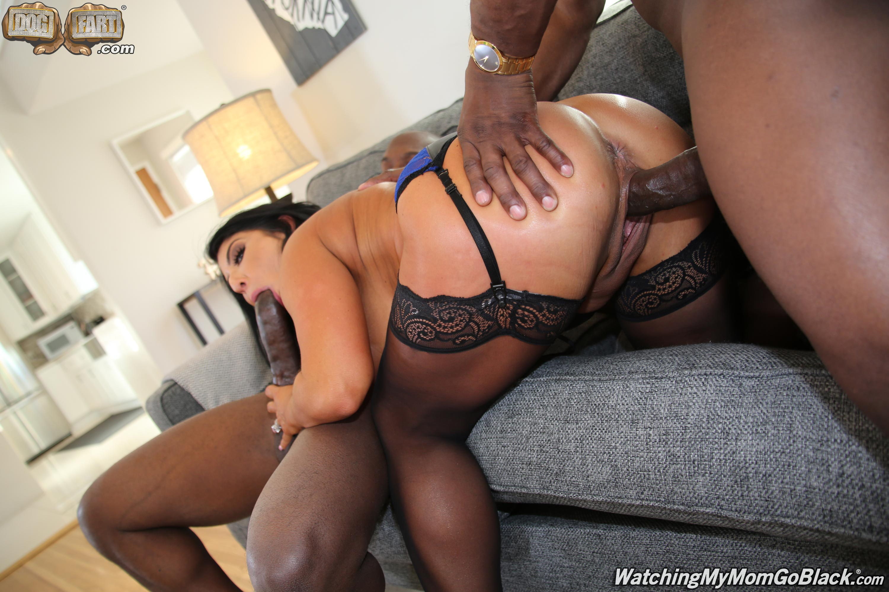 Riley raven and blacks mom picture — photo 6